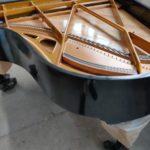 En cours en l'atelier du piano gaillacois ... Piano à queue 1900-1912 New York Kohler & Campbell